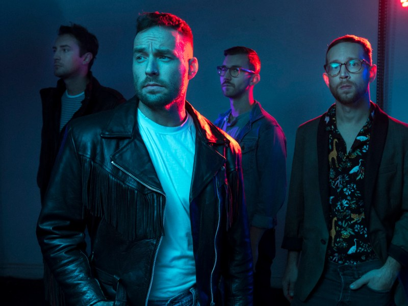 """Emarosa release their latest single """"Don't Cry"""" from their upcoming album Peach Club"""