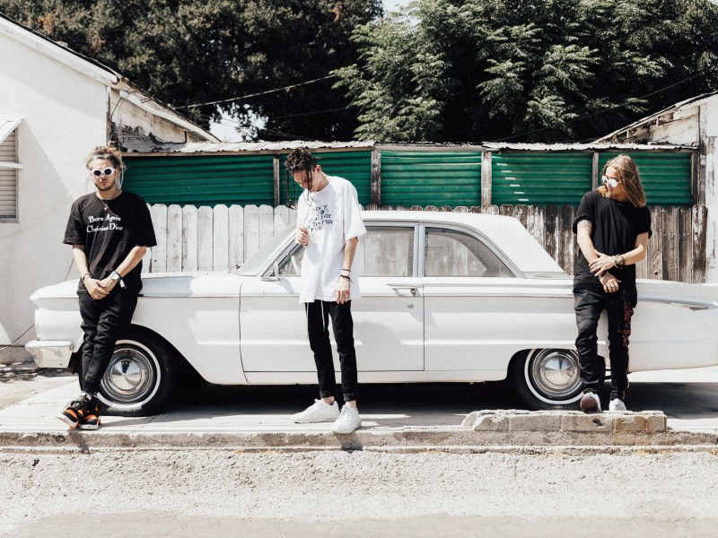 Chase Atlantic discuss their growth as a band, their new EP and what's next