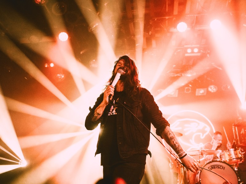 Taking Back Sunday – The Maine // Vancouver, BC // 04.21.2019