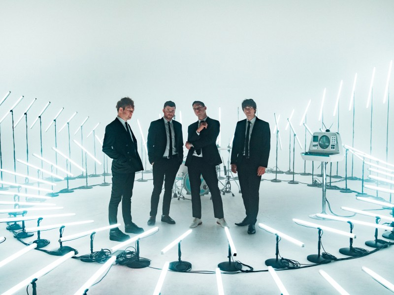 Enter Shikari to embark on Stop The Clocks North America Tour in September