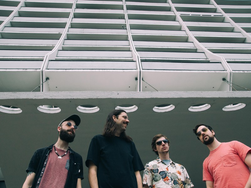 "Feather Weight premiere their new single and video for ""Something Else"""
