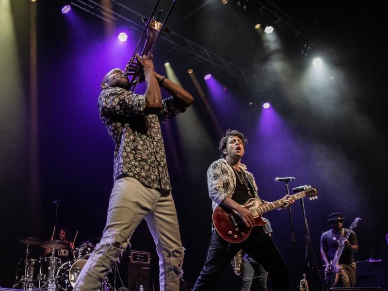 Trombone Shorty & Orleans Avenue – Mucca Pazza – Pilobolus -Ben Sollee // Louisville, KY 7.23.19