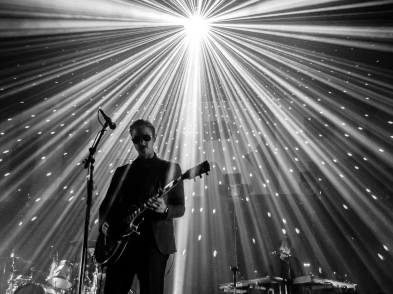 Interpol – Surfbort // Louisville, KY  8.8.19