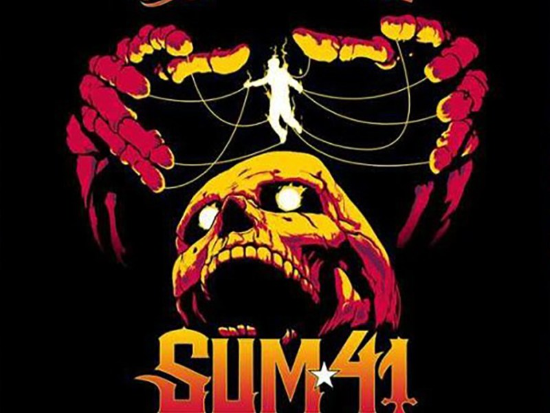 "Album Review: Sum 41 ""Order In Decline"""