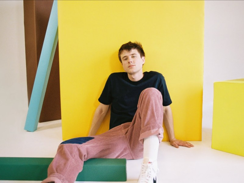 "Alec Benjamin releases video for ""Must Have Been The Wind"""