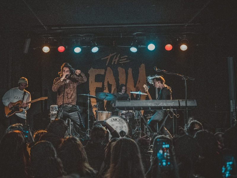 The Faim // Portland Oregon 10.13.19