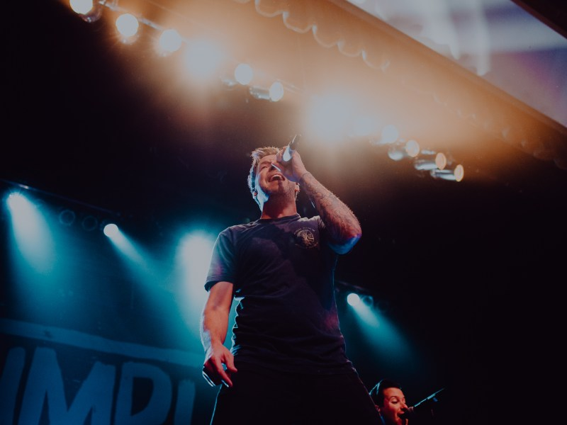 Simple Plan-State Champs-We The Kings//Indianapolis, IN//Old National Centre//November 10th, 2019