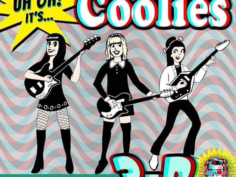 The Coolies sell out three pressings of their debut EP to benefit ALS research