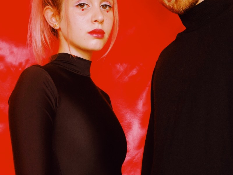 """Magdalena Bay release new track """"Oh Hell"""""""