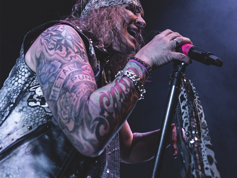 Steel Panther – Wayward Sons // Bristol, UK // 02.05.2020
