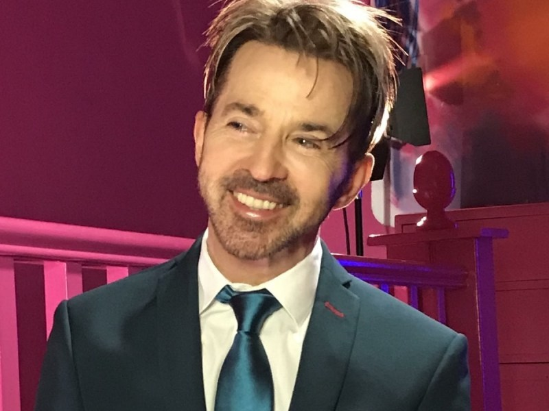 Limahl discusses his new single, the resurgence of his 80s hits, the evolution of his career and what's next