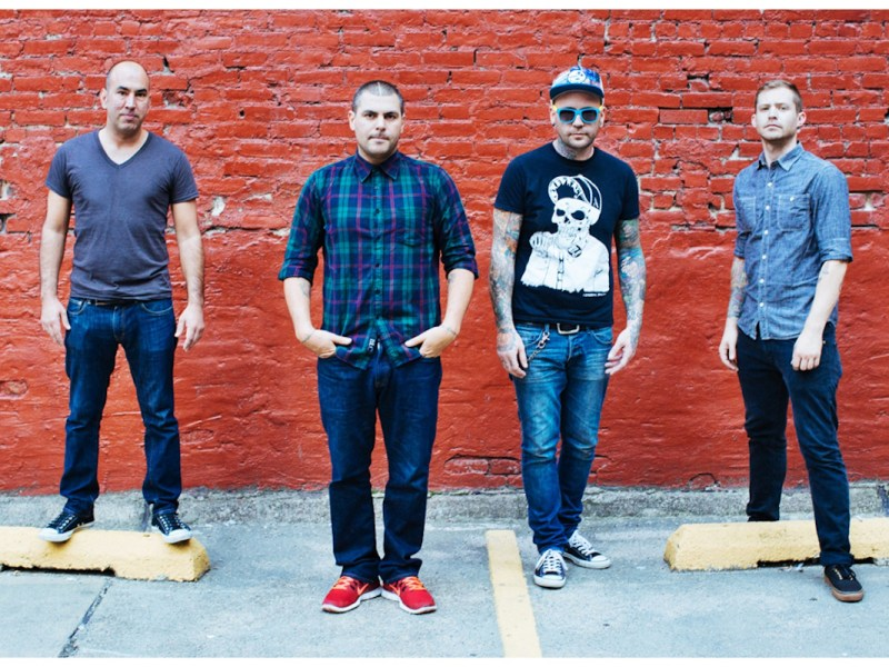 "Alien Ant Farm release cover of Wham!'s ""Everything She Wants"""
