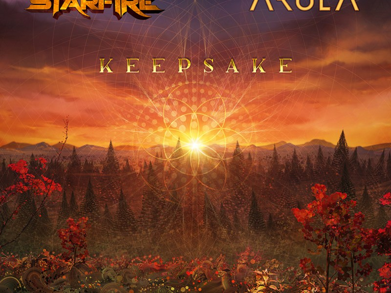 "David Starfire & Arula Release Mystical & Otherworldly Single ""Keepsake"" featuring Drumspyder & Jef Stott"