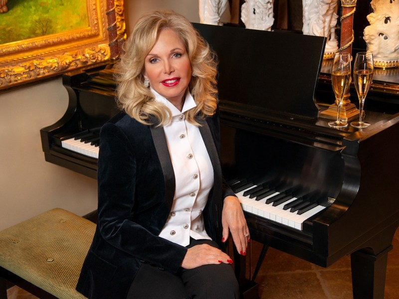Judy Whitmore discusses her debut album, her love for The Great American Songbook, her love for adventure and what's next
