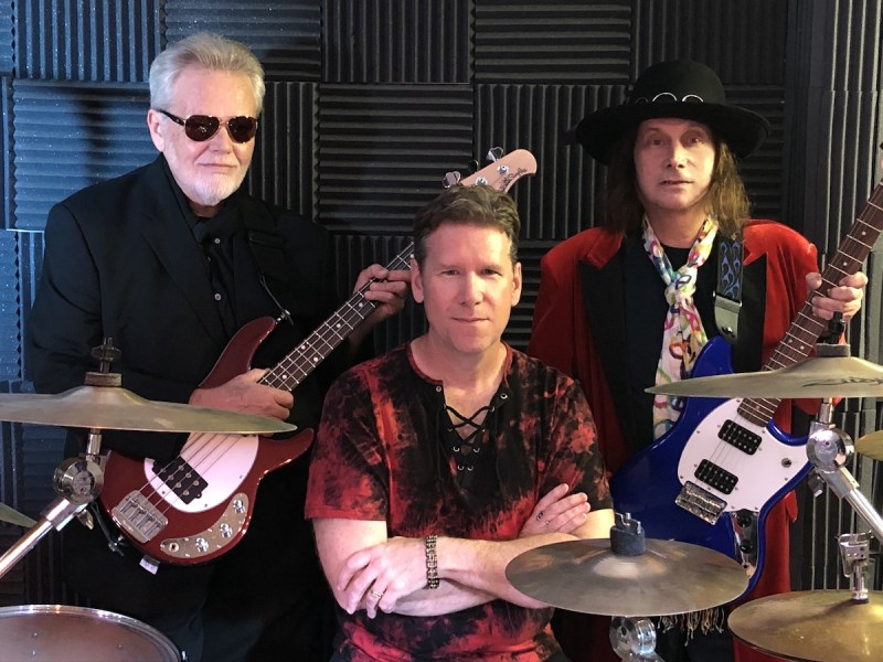 "The R Train Band releases new single ""Flip Out Zone"""