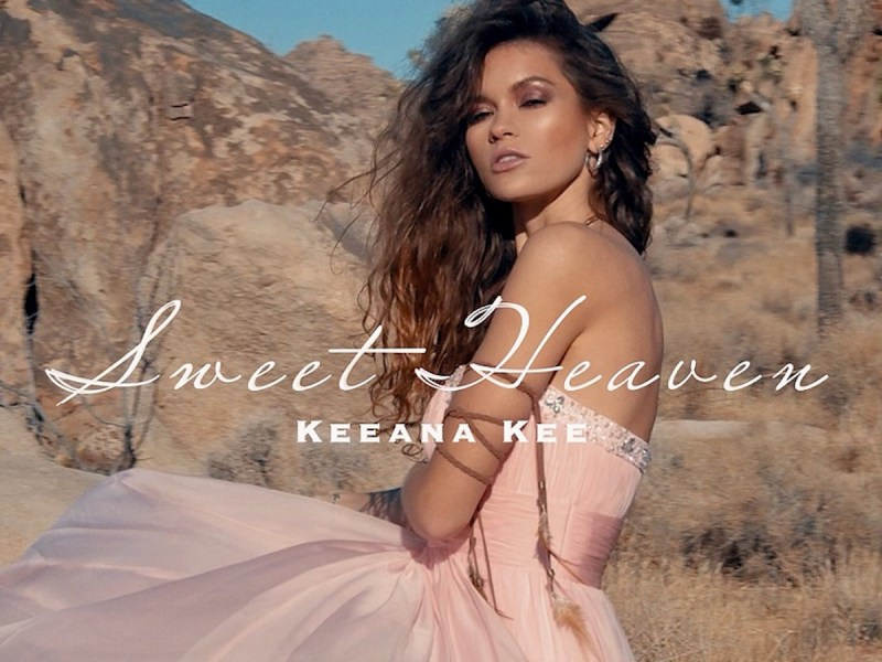 "Keeana Kee releases her latest single and video for ""Sweet Heaven"""