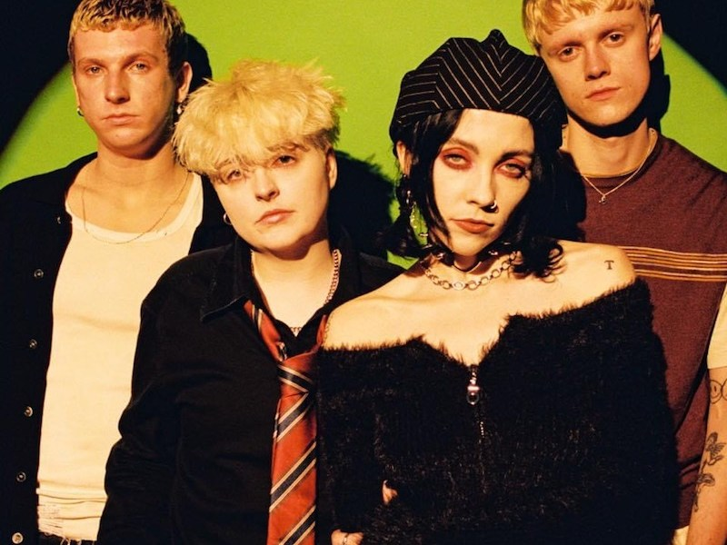 "British indie-pop band Pale Waves releases new single ""She's My Religion"""