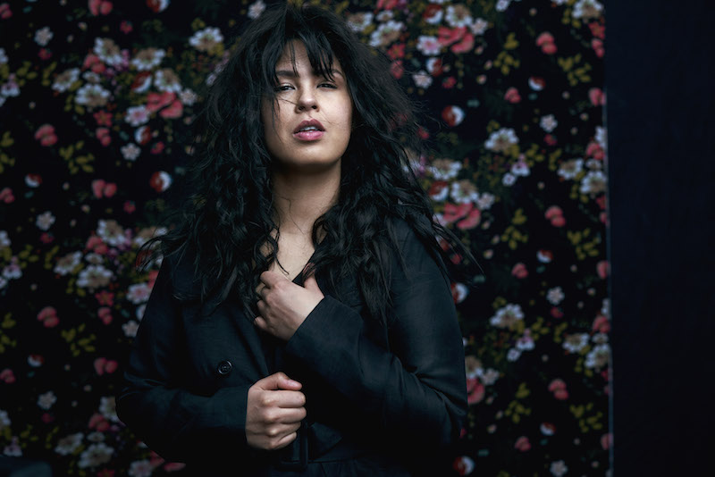 "Maria Mena transforms emotional trauma into the heart-shattering ""You Broke Me"" lyric video"
