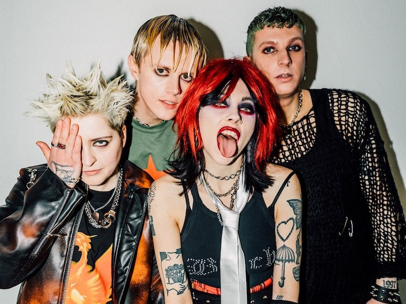 """Pale Waves release music video for """"You Don't Own Me"""""""