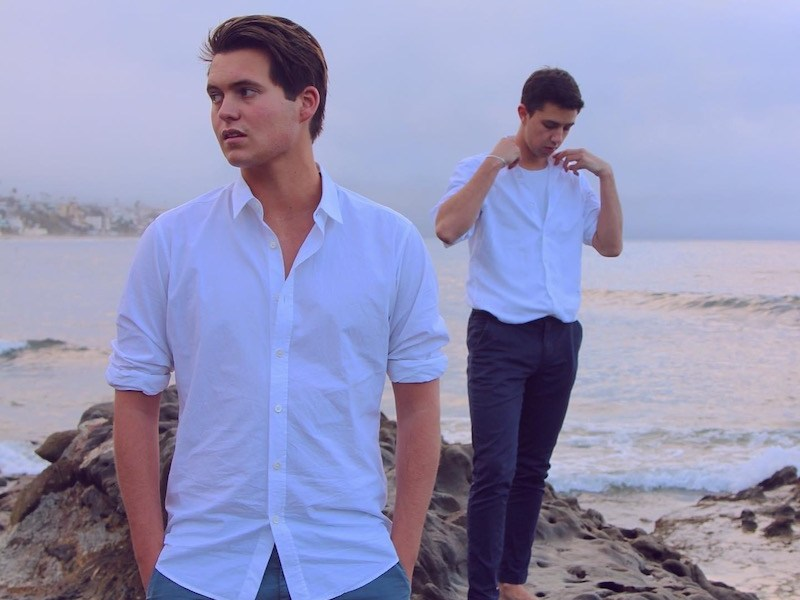 "Rudy Touzet releases new single + lyric video for ""Contigo"" ft Teddi"