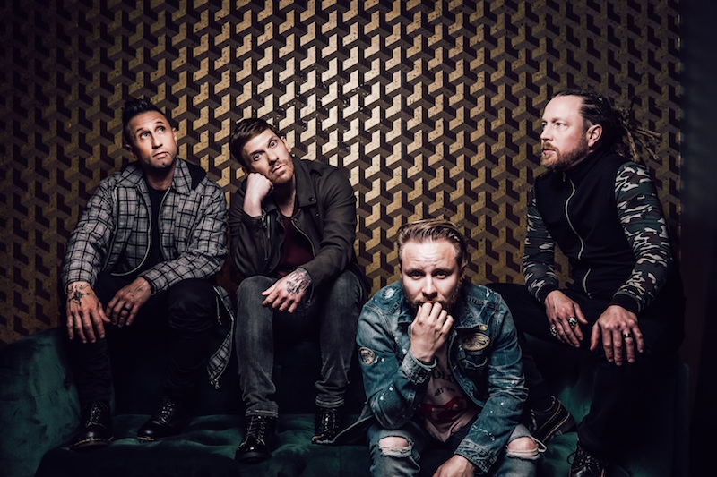 Shinedown announces film directed by Bill Yukich (Out 9/3)
