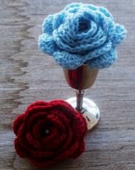 stitchedupmama - rose 1+2, in goblet b
