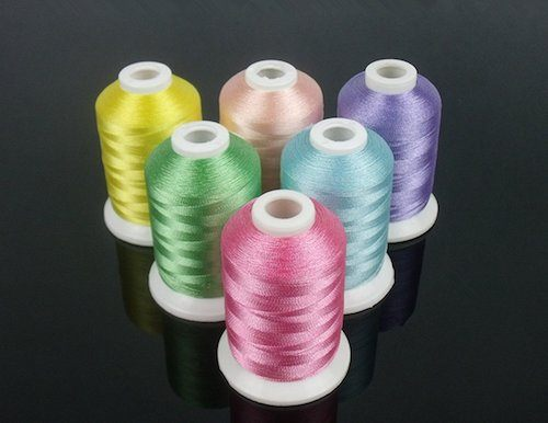 What Is The Best Embroidery Thread For A Machine - Stitcher's Source