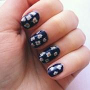 nail catch- maybelline chalk
