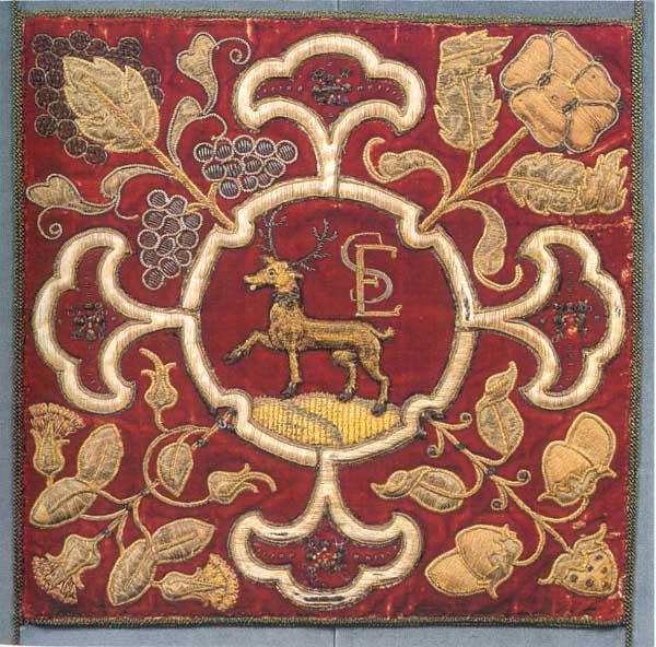 One of the marvellous heraldic pieces