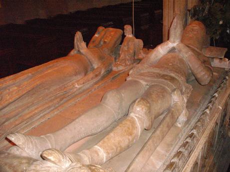 The effigy