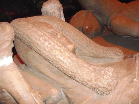 Lady Katherine's nebule headdress