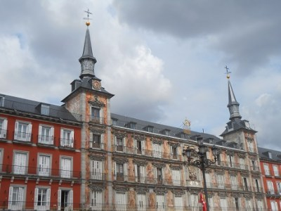 Madrid buildings 4