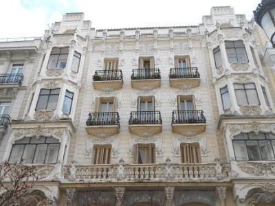 Madrid buildings 5