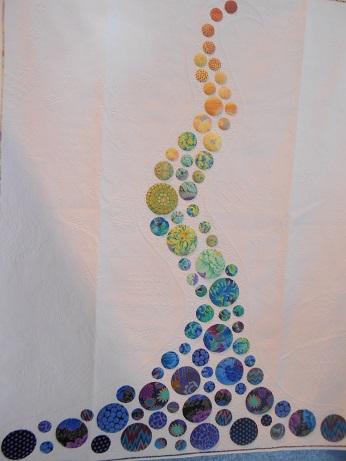 Quilt Festival rainbow 3 Jorgenson