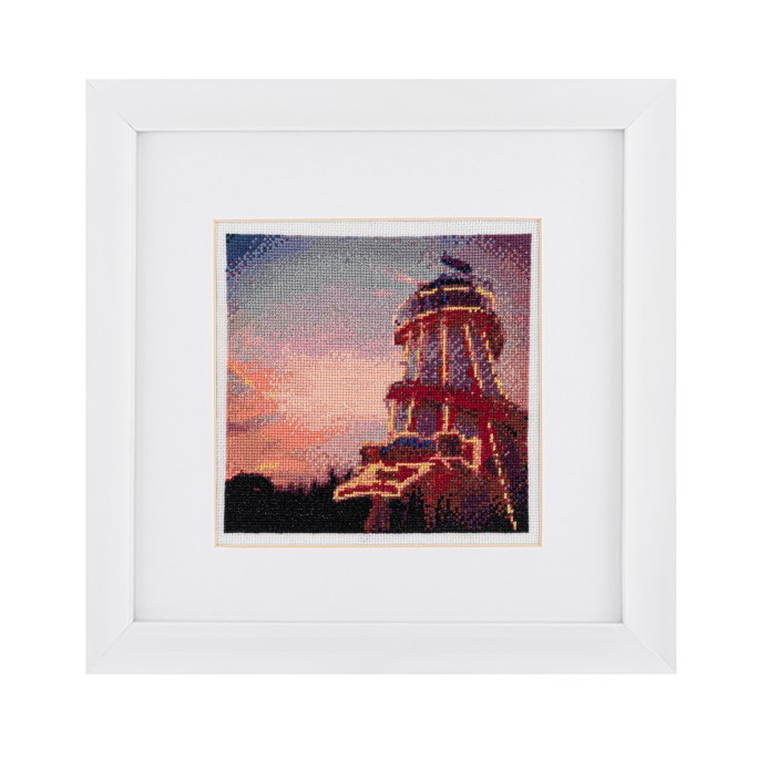 Helter Skelter Cross Stitch Kit | STITCHFINITY