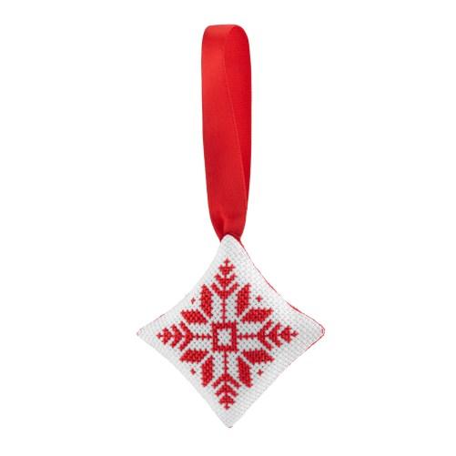 Nordic Bauble Cross Stitch Kit   STITCHFINITY