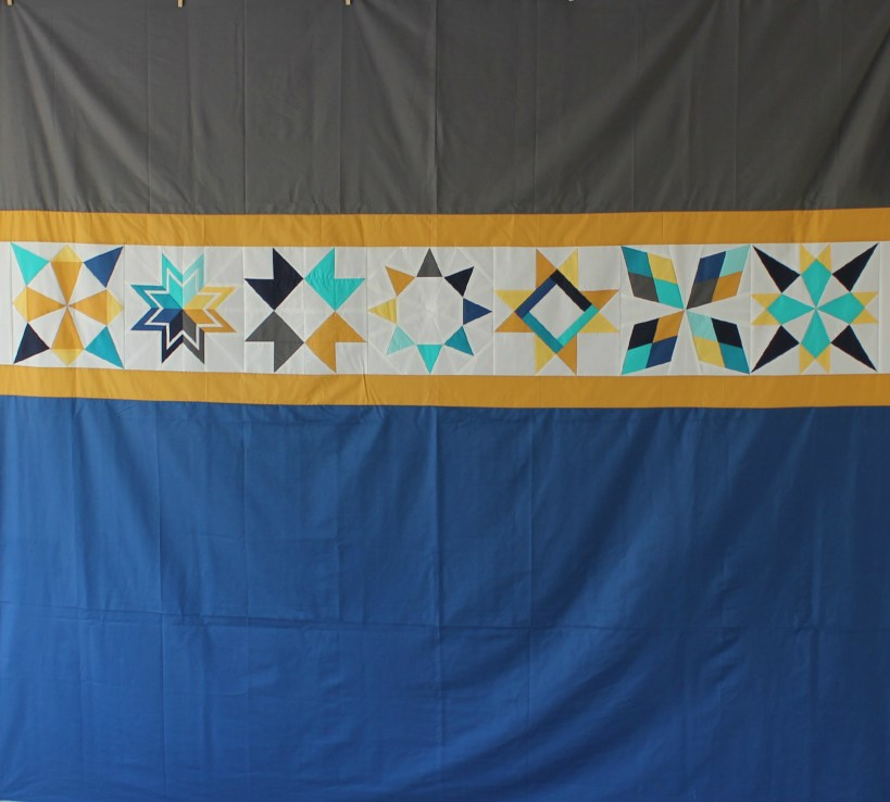 Summer Solstice Quilt Top - By Stitchified