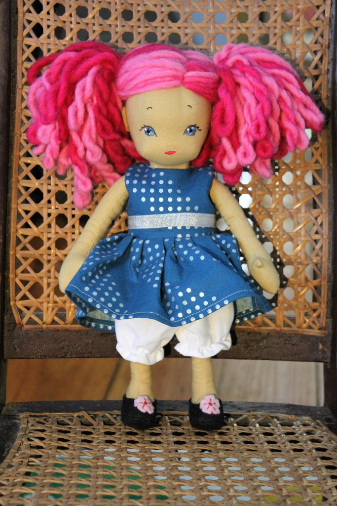 Custom Doll for Karen, by Stitchified