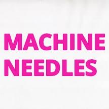 Universal Sewing Machine Needles