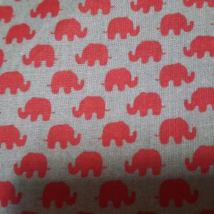 ELEPHANTS- HEAVYWEIGHT CANVAS