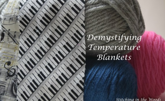 Demystifying Temperature Blankets Featured