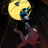 [Guest Post] Love, pain, redemption - Bruce & Dick in Nightwing: Rebirth.