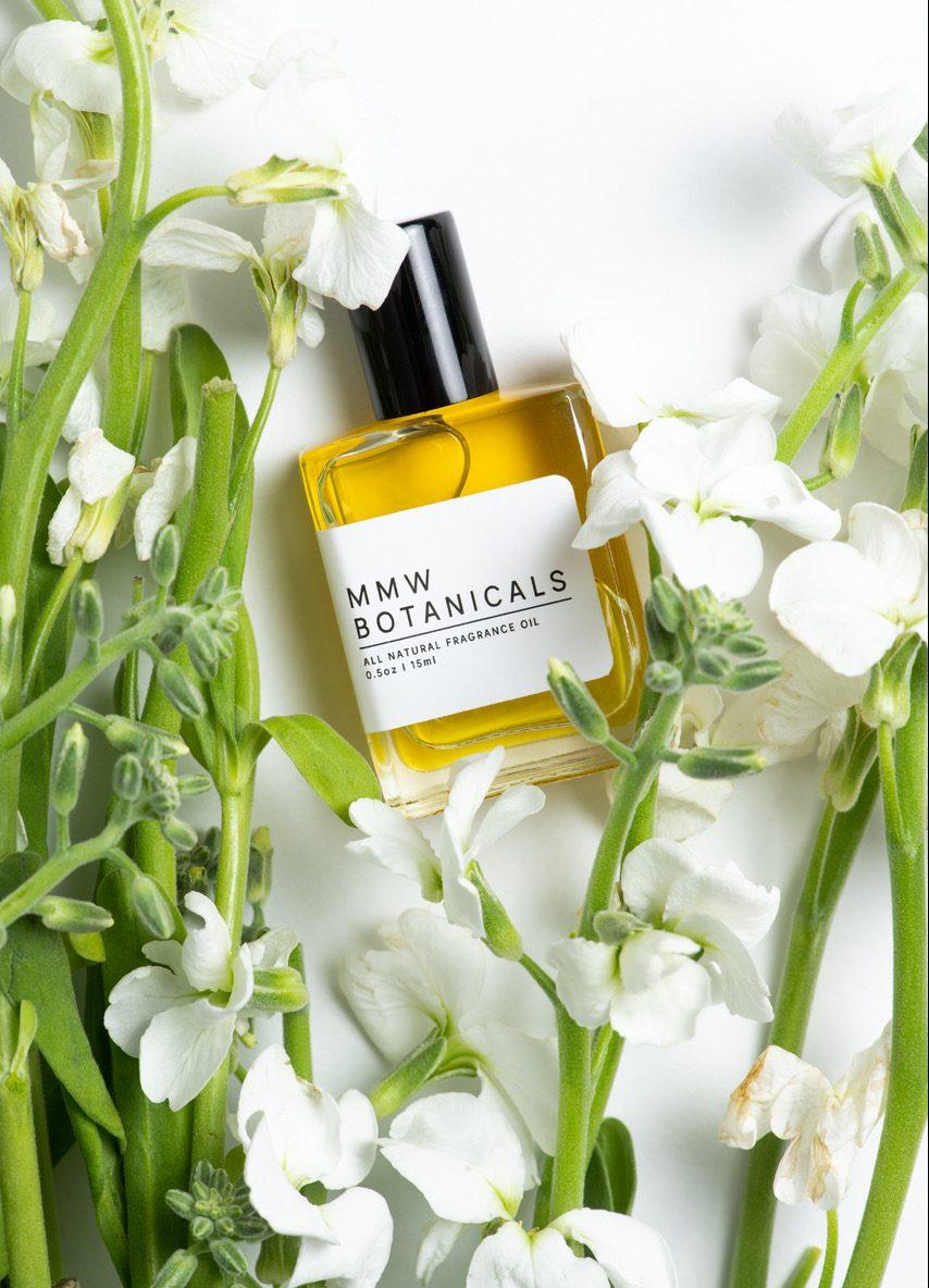 MMW Fragrance Amid White Flowers