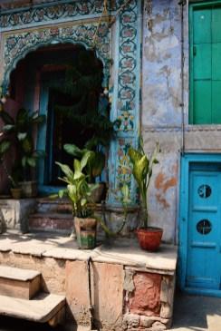 barvy Indie, Old Delhi