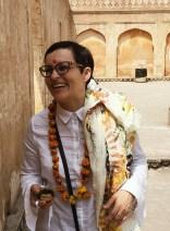 vysmátá Indie, Amber Fort, Jaipur