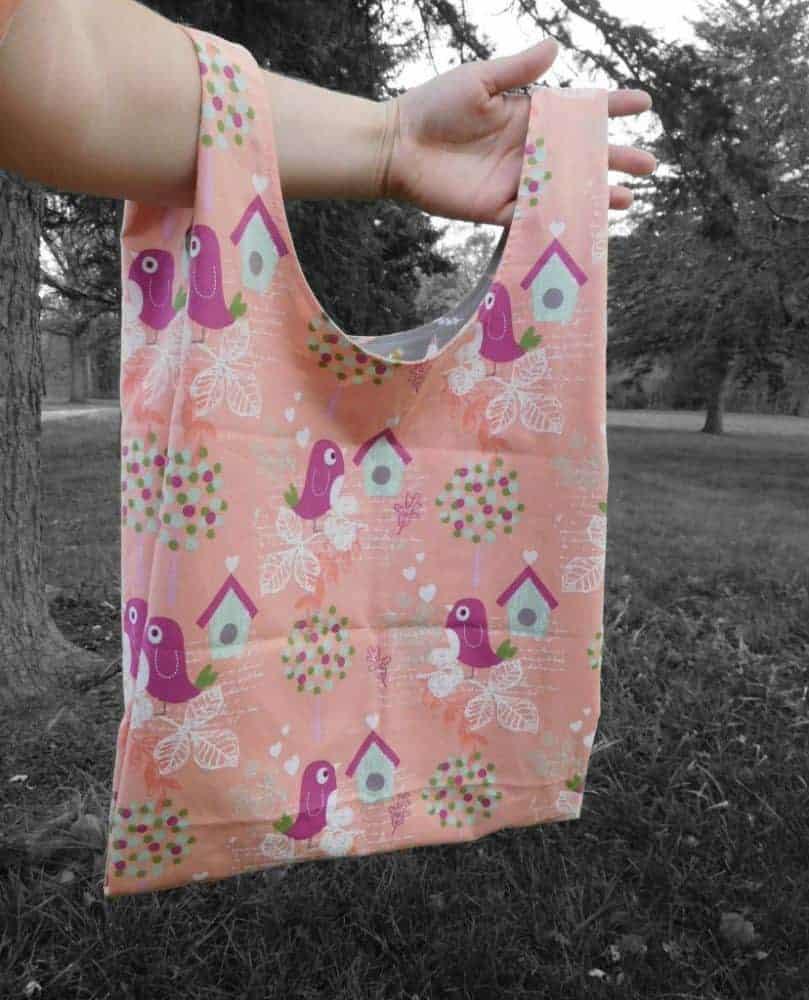 Grocery Bag Pattern Pdf : grocery, pattern, Market