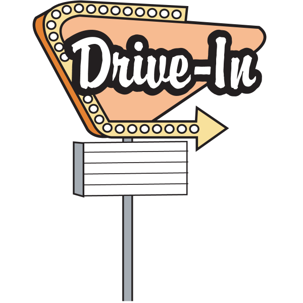 Drive-in Movie Driving Range 2012 St