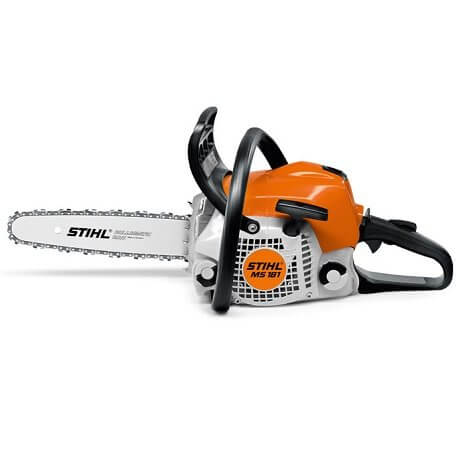 STIHL MOTOSSERRA MS 181 - Lado do arrancador