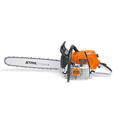 STIHL MOTOSSERRA MS 461 - Lado do Arrancador