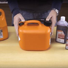 Como Misturar Combustível 2